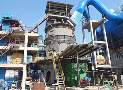 阳泉铝矾土粉磨生产线