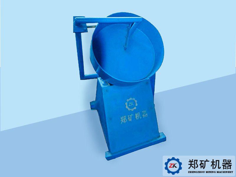 云南驰宏锌锗股份有限公司实验盘式造粒机项目