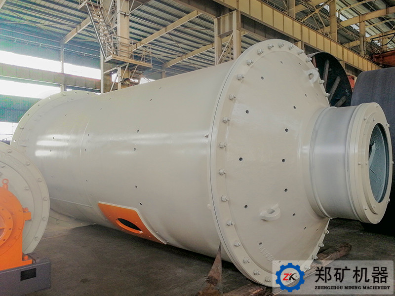 乌兹别克斯坦φ2.4×4.75m风扫煤磨项目