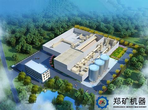 重庆年产30万方污泥陶粒生产线项目