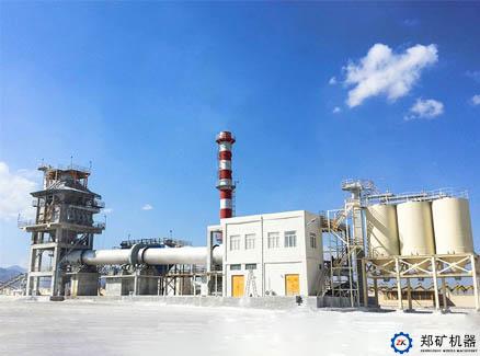 伊朗200TPD生石灰项目案例