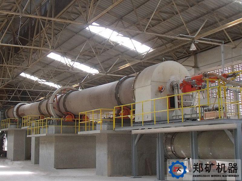 泰国TBM公司年生产能力70000m³建筑陶粒生产线