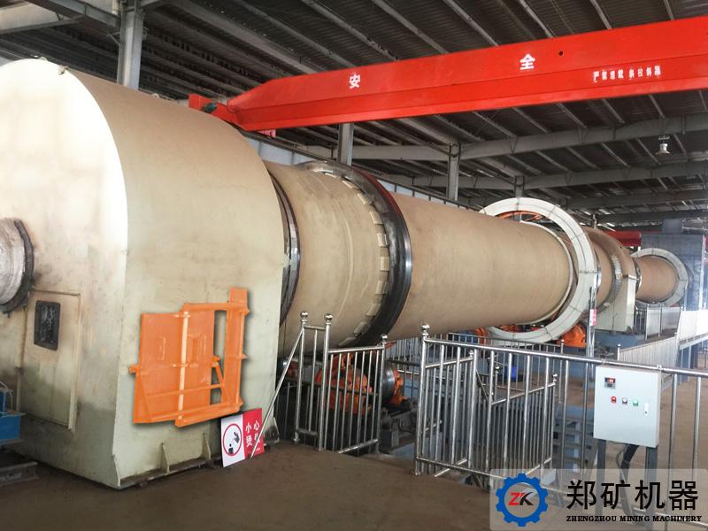 广西梧州年产10万方酸洗污泥制陶粒项目